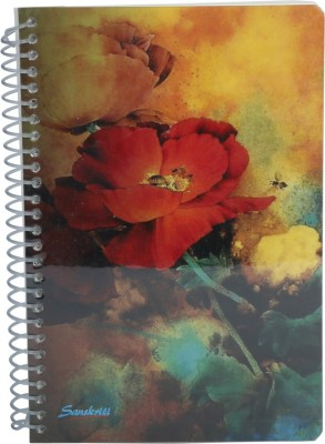 Sanskriti A5 Notebook