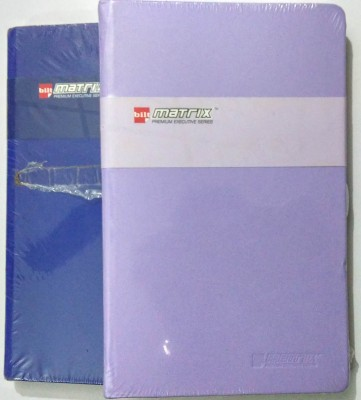 BILT Matrix A5 Notebook