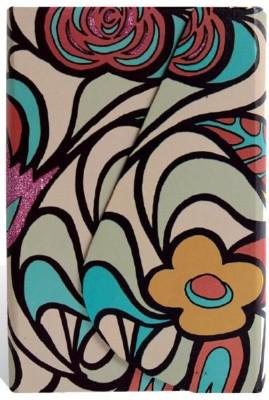 Clairefontaine A6 Organizer(Dazzle Cover 14.3 x 9.8 cm, Multicolor)