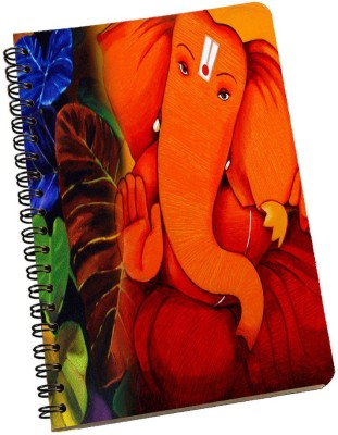 meSleep A5 Notebook(Religious NBA5-01-159, Multicolor)