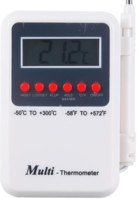 MCP MT14 With External Sensing Probe Thermometer(White)