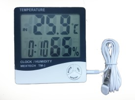 MEXTECH TM-2 Digital Thermohygrometer Thermometer