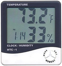 HTC 01 Digital Thermometer