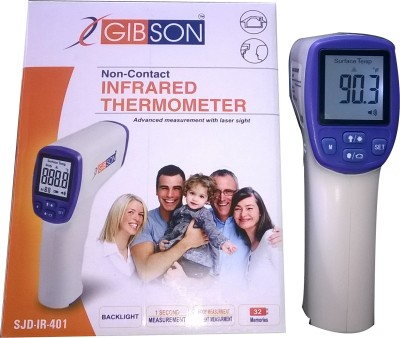 Gibson-SJD-IR-401-Non-Contact-Infrared-Thermometer