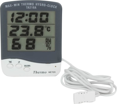 Pixel TA218-A(3 in 1) (With In-Out Wire) Digital Hyrgometer Thermometer