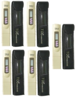 BalRama Digital TDS-3 Meter 5 pcs Water Purity Tester Thermometer