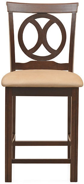 @home by Nilkamal Lauren Solid Wood Dining Chair