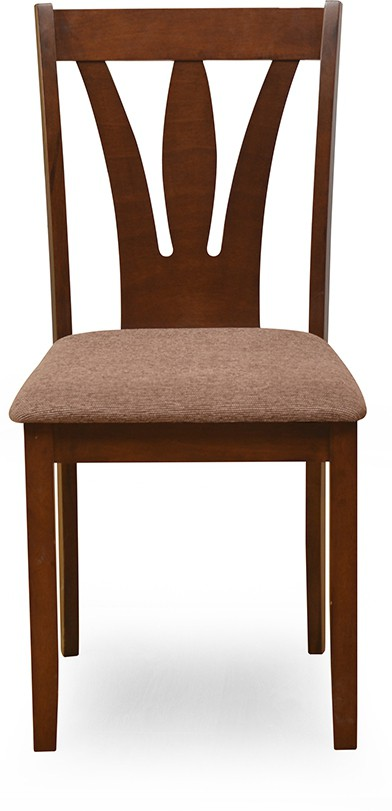 @home by Nilkamal Bony Solid Wood Dining Chair
