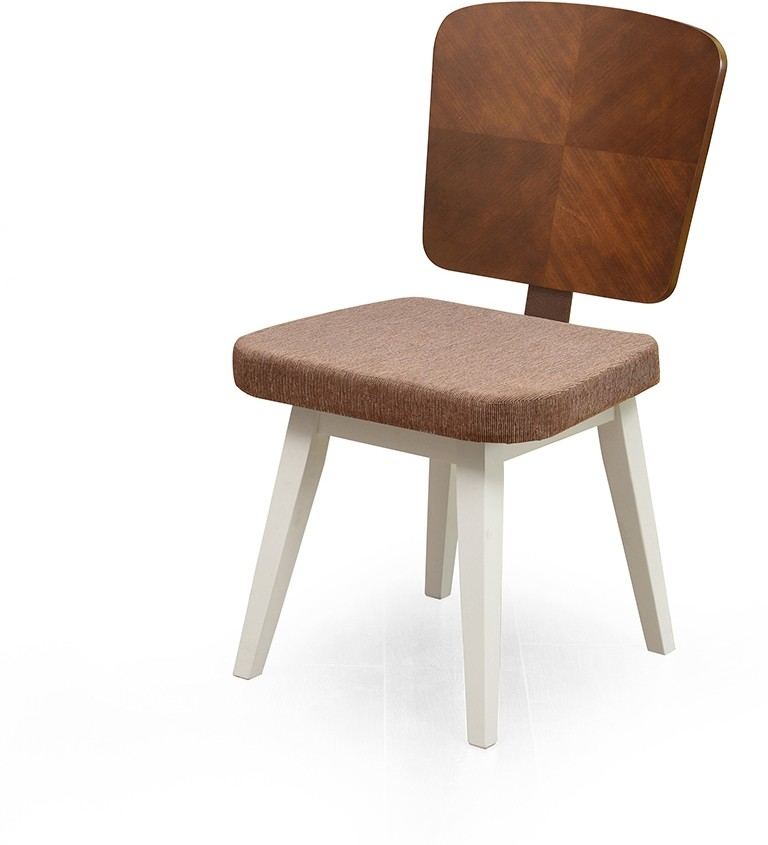 @home by Nilkamal Benny Solid Wood Dining Chair