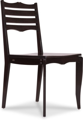 Durian LILAC Solid Wood Dining Chair(Set of 1, Finish Color - Red)