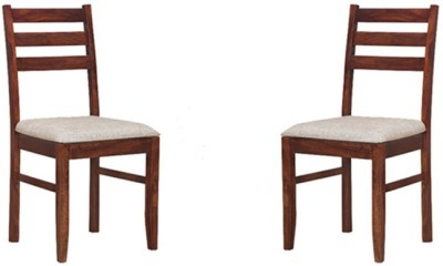 Smart Choice Furniture Rosewood (Sheesham)_JICH21_Matte finish Solid Wood Dining Chair