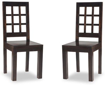 Smart Choice Furniture Rosewood (Sheesham)_JICH27_Matte finish Solid Wood Dining Chair