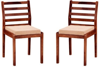 Smart Choice Furniture Rosewood (Sheesham)_JICH20_Matte finish Solid Wood Dining Chair
