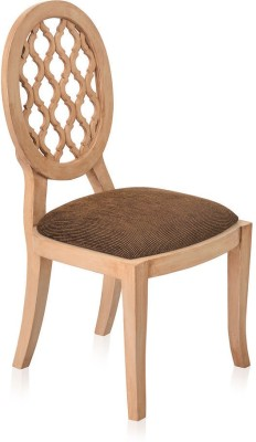 @home by Nilkamal Miraya Solid Wood Dining Chair