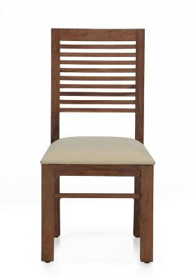@home by Nilkamal Dortmund Solid Wood Dining Chair