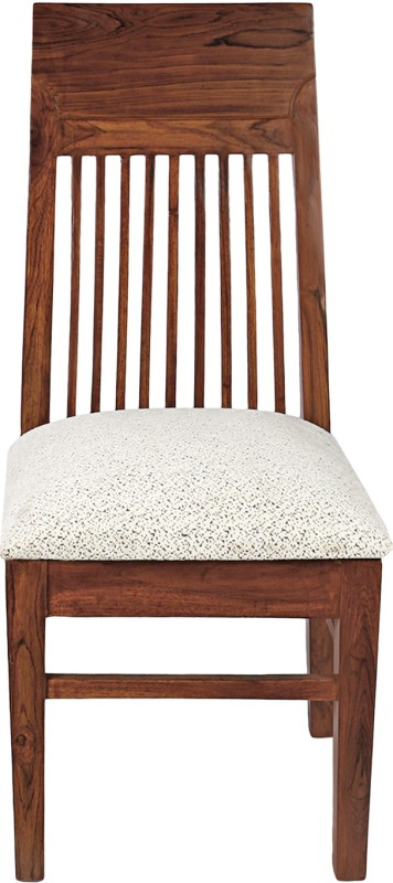 Smarvvv Productions Classy Solid Wood Dining Chair(Set of 1, Finish Color - Brown)