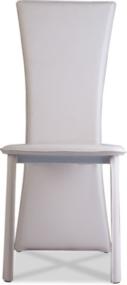 Durian BAZH/36211/B/DC Metal Dining Chair(Set of 1, Finish Color - Beige)