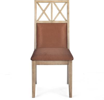 @home by Nilkamal Falcon Solid Wood Dining Chair