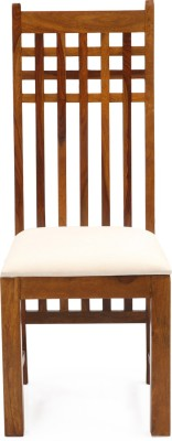 Evok Nakshatra Solid Wood Dining Chair