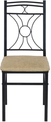 @home by Nilkamal Sidney Metal Dining Chair(Set of 1, Finish Color - NA)