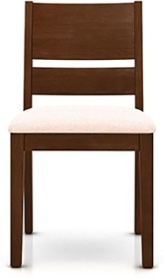 Urban Ladder Cabalo Engineered Wood Dining Chair(Set of 2, Finish Color - Dark Walnut)