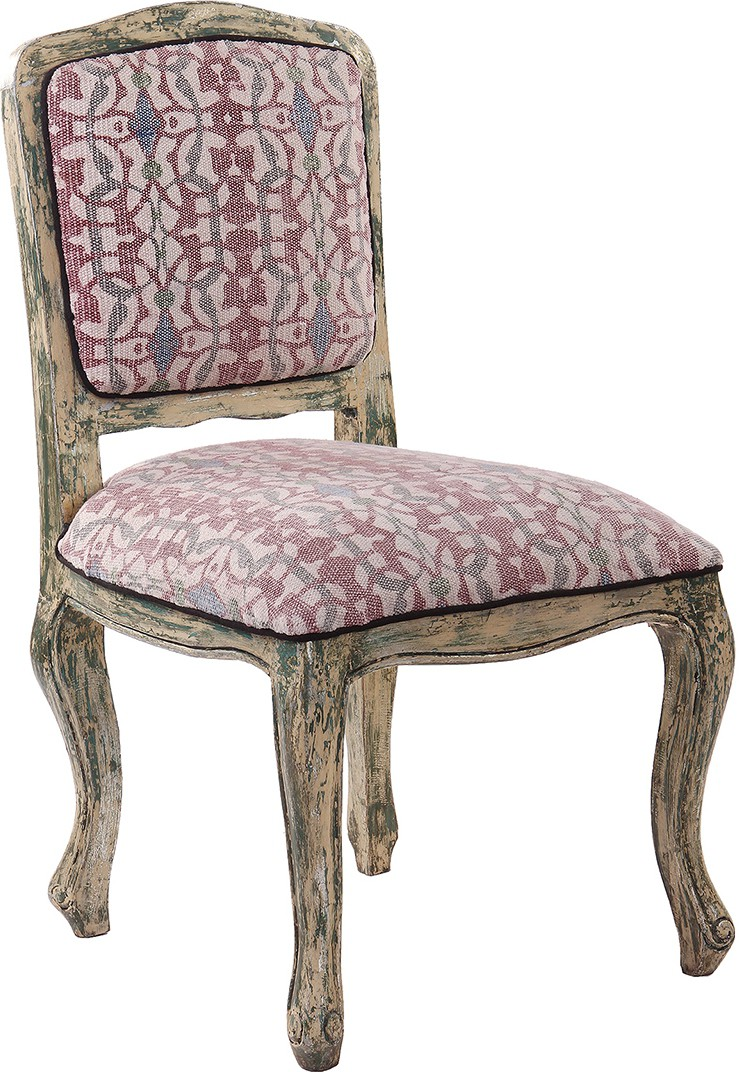 View Natural Fibres Export Natural Fiber Dining Chair(Set of 1, Finish Color - Multicolor) Price Online(Natural Fibres Export)