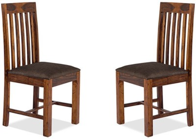 Smart Choice Furniture Rosewood (Sheesham)_JICH25_Matte finish Solid Wood Dining Chair