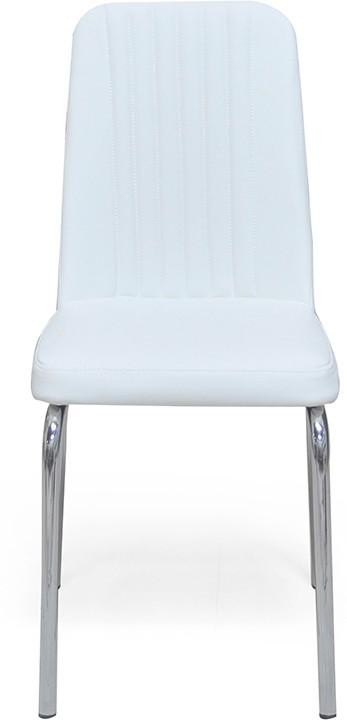 @home by Nilkamal Metal Dining Chair