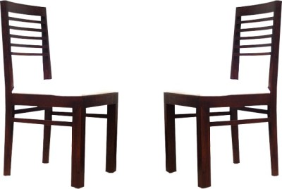 Smart Choice Furniture Rosewood (Sheesham)_JICH14_Matte finish Solid Wood Dining Chair