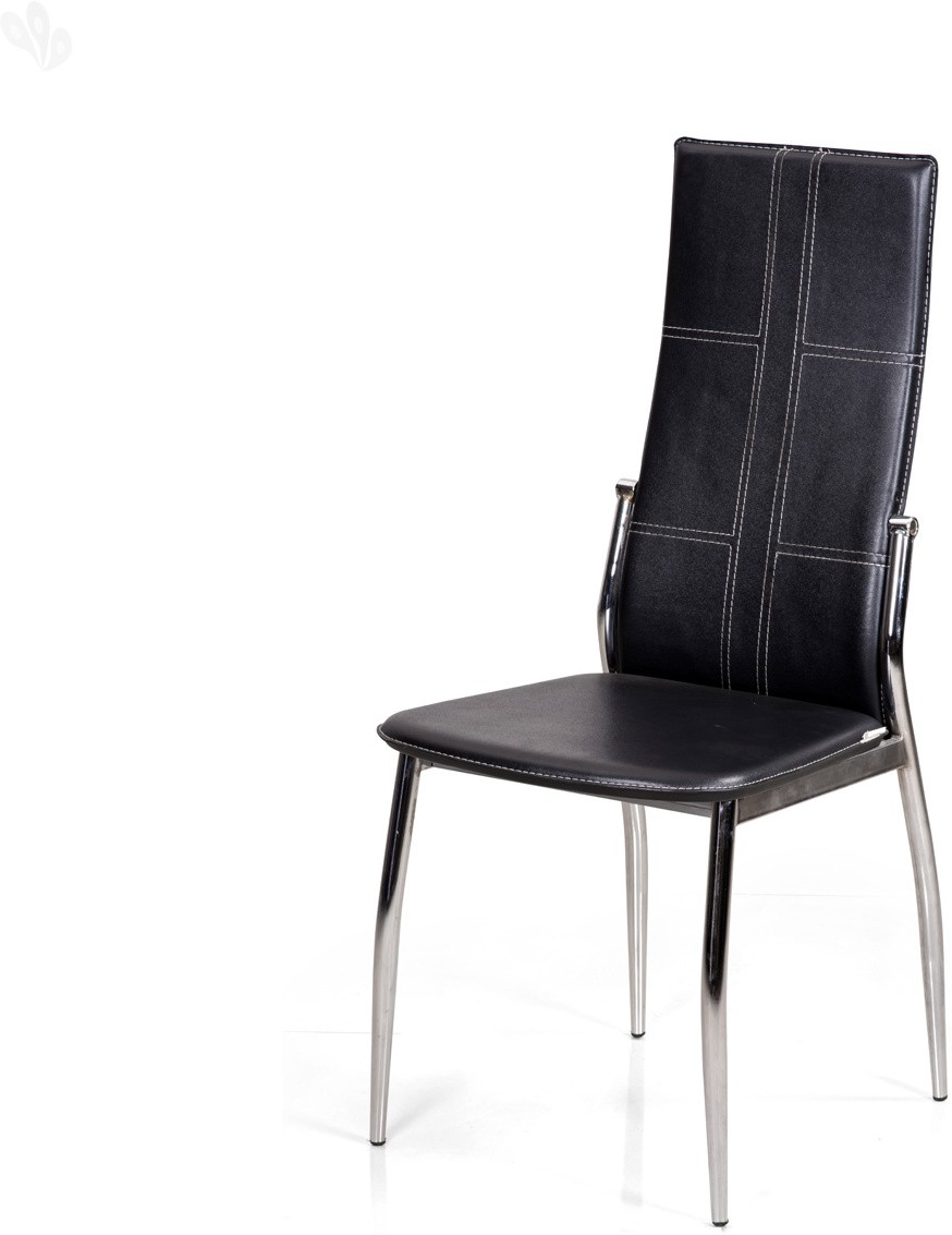 Royal Oak Geneva Leatherette Dining Chair class=