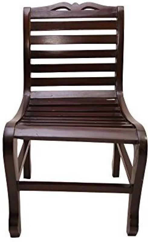 Mavi Engineered Wood Dining Chair(Set of 1, Finish Color - WALNUT Brown)
