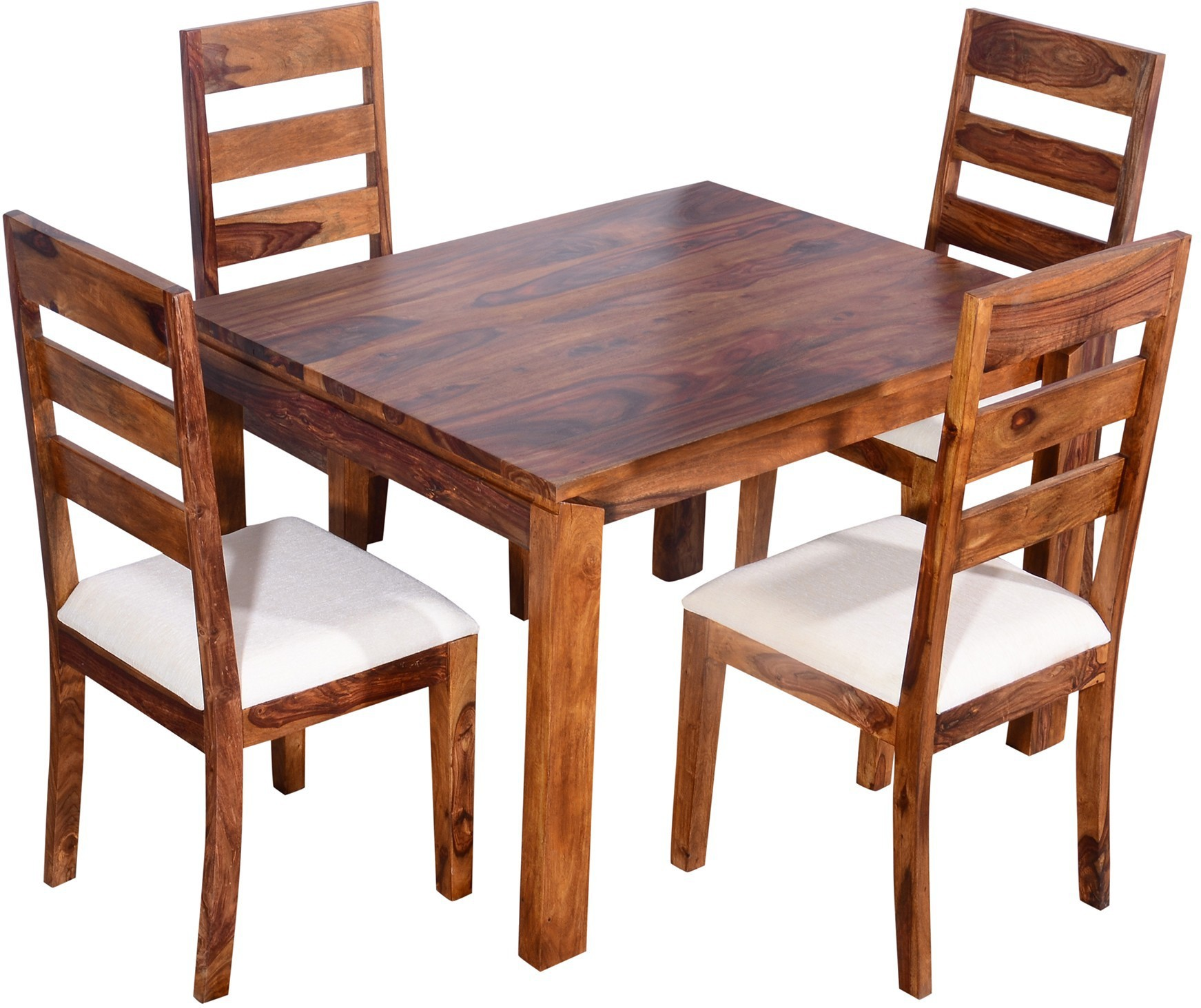 Ringabell Desire Four Seater Solid Wood Dining Set Finish