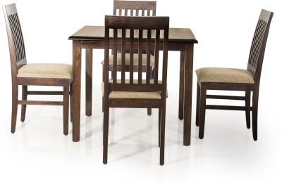 Evok Riva Solid Wood Dining Set