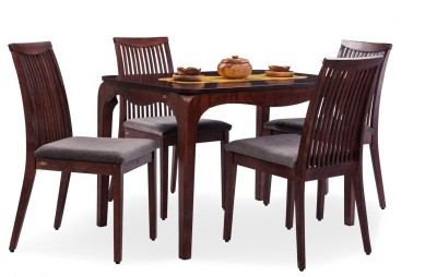 Durian ARABIAN/A /EMERALD/A Solid Wood Dining Set(Finish Color - Rosewood)