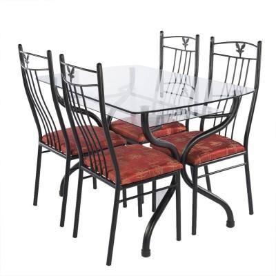Irony furniture Metal Dining Set