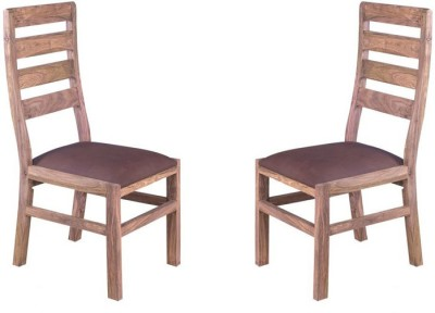 Smart Choice Furniture Rosewood (Sheesham)_JICH23_Matte finish Solid Wood Dining Chair