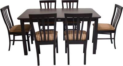 Woodpecker Engineered Wood Dining Set