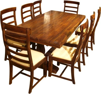 Woodpecker Melbourne Solid Wood Dining Set