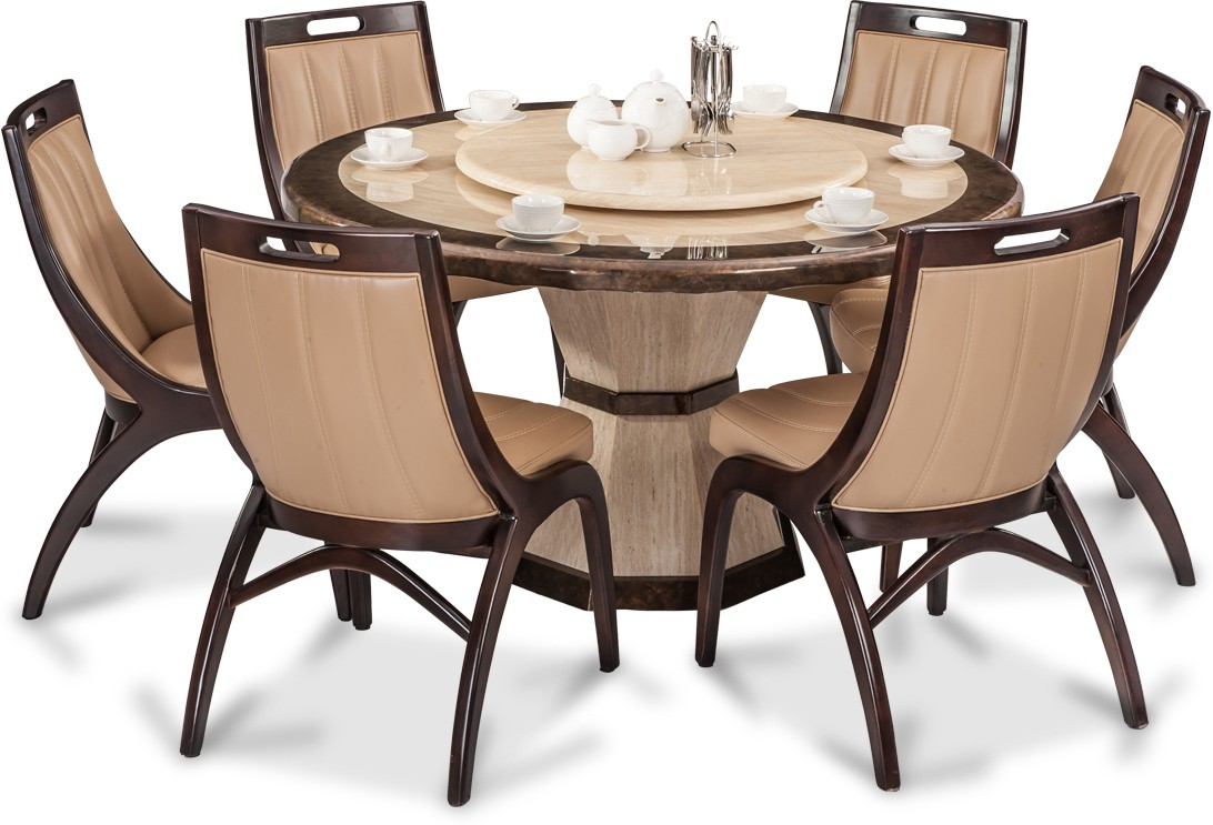 Durian FENG/35404 Stone Dining Set