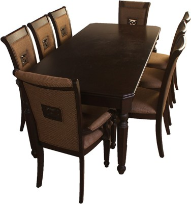 HomeTown Calisto Solid Wood Dining Set