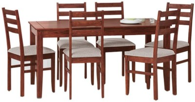 Smart Choice Furniture Rosewood (Sheesham)_JIDS11_Matte finish Solid Wood Dining Set