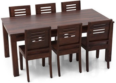 Jivan Solid Wood Dining Set