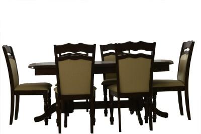 Nesta Furniture Stallion Solid Wood Dining Set