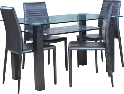 HomeTown Presto Metal Dining Set