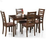 Royal Oak Rocco Solid Wood Dining Set (F...
