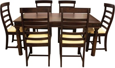 Woodpecker Perth Solid Wood Dining Set