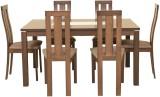 HomeTown Delton Solid Wood Dining Set (F...