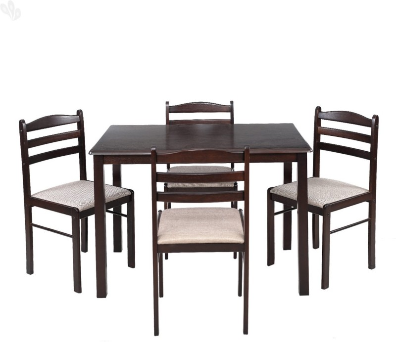Royal Oak Hunter Solid Wood Dining Set(Finish Color - Honey...
