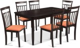 Durian NAPLES Engineered Wood Dining Set...