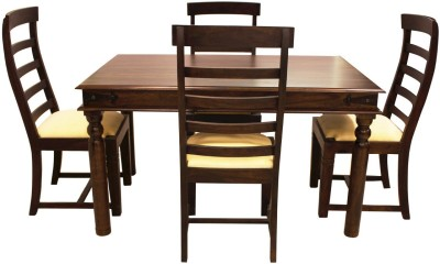 Woodpecker Mcdonald Solid Wood Dining Set